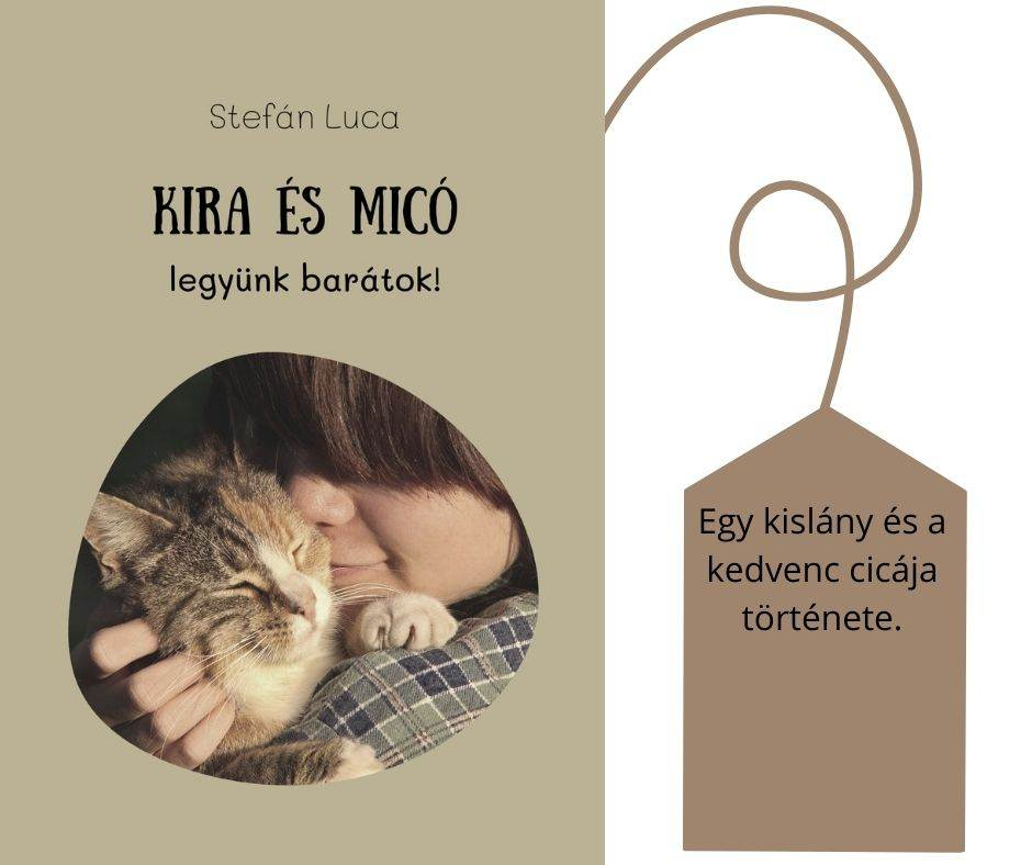 #FOTÓS mesekönyv - Kira és Micó
